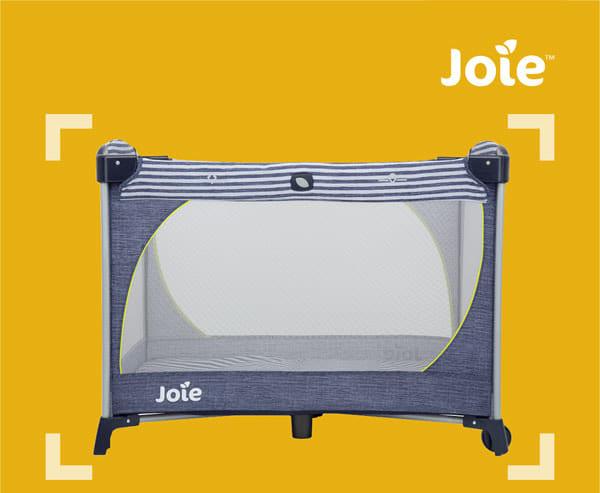 Giường cũi em bé Joie Commuter Change (1)
