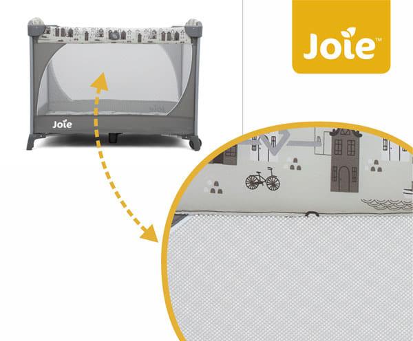 Giường cũi em bé Joie Commuter Change (2)