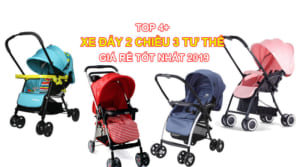 xe đẩy 2 chiều 3 tư thế giá rẻ