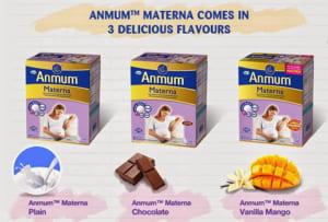 Sữa bầu Anmum có tốt không?