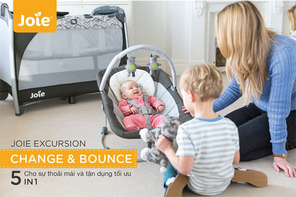 Giuong Cui Joie Joie Excursion Change & Bounce