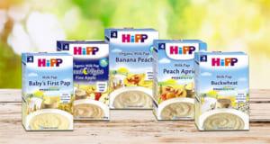 Bột ăn dặm HiPP có tốt không?