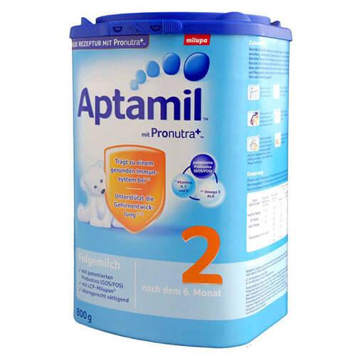 Sữa Aptamil có tốt không?