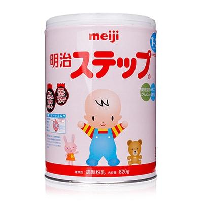 Sữa Meiji nội địa Nhật mát hơn sữa Glico