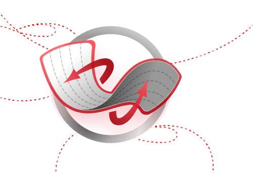 Thiết kế lõi bông linh hoạt 360 độ ôm sát vào cơ thể