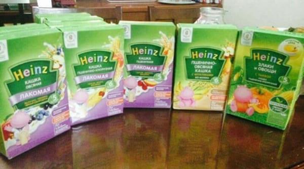 Hướng dẫn cách pha bột ăn dặm Heinz và những điều cần chú ý