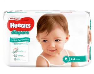Tã dán Huggies Platinum có mấy loại